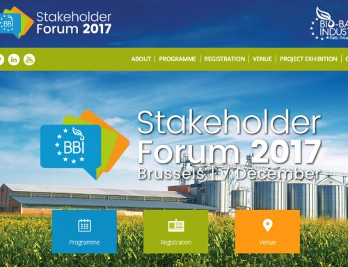 RefuCoat at the BBI Stakeholder Forum 2017